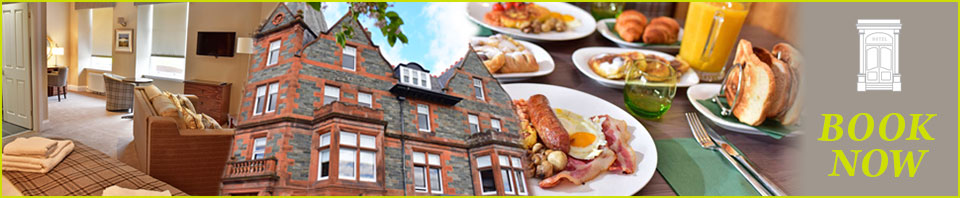 Book Accommodation at The Townhouse Aberfeldy Now